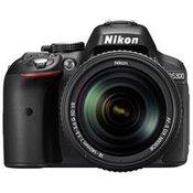 NIKON D-SLR fotoaparat D5300 + 18-140 VR črn