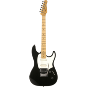 Godin Session Black HG Maple