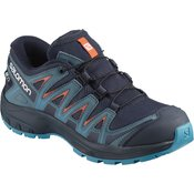 SALOMON pohodni čevlji XA PRO 3D CSWP J, modra