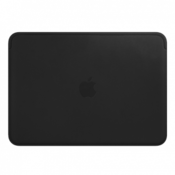 "APPLE Macbook Leather Sleeve - MTEG2ZM/A  Futrola, do 12"", Crna"