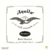 Aquila UBass Thundergut Set žice za Bas ukulele