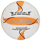 Molten BV2500-FOR lopta za odbojku na pesku