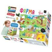 Montessori SR Edukativna igra Farma Liciani RS72484