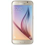 SAMSUNG mobilni telefon GALAXY S6 DUOS zlatni