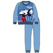 Disney by Arnetta fantovska pižama Mickey Mouse, 116, svetlo modra