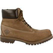SKECHERS moški usnjeni čevlji ROAD DARK BROWN D00624