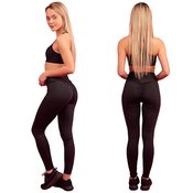 Fitnes push-up legice Brazilian Leggings