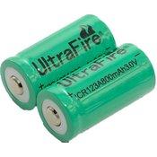 baterija punjiva ULTRA FIRE 16340 3.7V