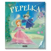UČILA otroška knjiga Pepelka