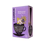 CLIPPER organski čaj z okusom črnega ribeza in acai jagod