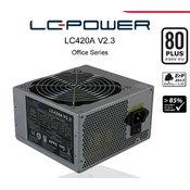 napajalnik P-4 350W LC Power LC420A V2.31 80+ Bronze ErP 2013