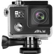 MAX športna kamera ADAM A1 4K, črna