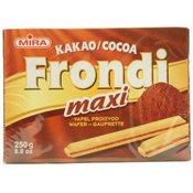 Baton kakao 250g.frondi maxi