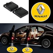 Avto LED logo projektor Car-Light, Renault