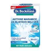 Dr Beckmann Aktivne maramice za beli veš 15/1 Dr.Beckmann