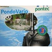PONTEC Fontana Pondo Vario 1500 1500l/h