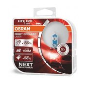 Žarnice H11 OSRAM Night Breaker Laser (Next generation)