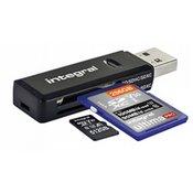 Čitalec kartic USB 3.1 Zunanji Integral SD in microSD (INCRUSB3.0SDMSDV2)
