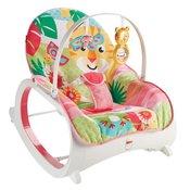 Fisher Price ljuljacka za bebe (do 18kg) - roza
