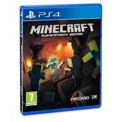 Minecraft igra za PS4