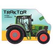 MKZ Traktor-knjiga s koleščki