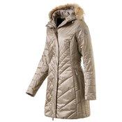 McKinley BRENDA WMS, ženska jakna za skijanje, siva