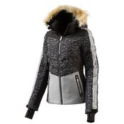 MCKINLEY ženska smučarska jakna BEVERLY WMS, črna-siva