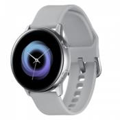 SAMSUNG Galaxy Watch Active (Srebrna) - SM-R500NZSASEE, Srebrna, Punjiva Li-Ion, 360 x 360 px