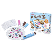 CHOCOLATE PEN set za izradu slastica + 4 cokoladne table