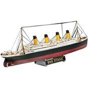 Revell Model ladje Revell Titanic, 100 let Titanika, 05715, darilni komplet za sestavljanje