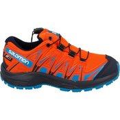 SALOMON otroški tekaški čevlji jr XA PRO 3D CSWP J CHERRY TO/Navy Bl (L40643400)