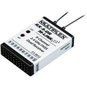 Multiplex 9-kanalni prijamnik Multiplex RX-9-DR M-LINK 2,4 GHz Sustav utičnica Uni (Graupner/JR/Futaba)