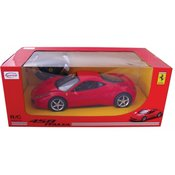 Rastar igracka RC automobil Ferrari 458 Italia 1:14