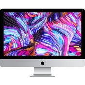 Apple AiO računalnik iMac 27 6C i5 3,0GHz/8GB/1TBFusion/Radeon Pro 570X/Retina5K/macOS, INT KB (mrqy2ze/a)