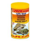 SERA Hrana za vodene kornjace RAFFY ROYAL, 1000 ML