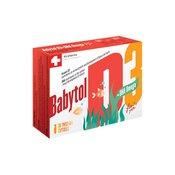 Babytol D3+Omega twist-off kapsule A30