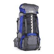 KLARFIT planinarski ruksak Heyerdahl 2014, 70 l, plavi