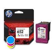 HP kartuša F6V24AE (nr.652), barvna