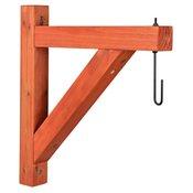TRIXIE Drveni zidni držac za kacenje hranilice
