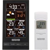 Eurochron Bežicna vremenska stanica Eurochron EFWS S250 prognoza za 12 do 24 sati