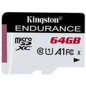Memorijska kartica KINGSTON Micro SD 64 GB A1 - SDCE/64GB,  microSD, 64GB, UHS U1