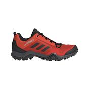ADIDAS moški pohodni čevlji TERREX AX3, rdeči