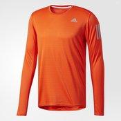 Adidas RS LS TEE M ENERGY, muška majica dug rukav za trcanje, narandžasta