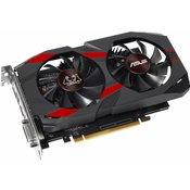 ASUS graficka kartica nVidia GeForce GTX 1050Ti-A4G 4GB 128bit CERBERUS GTX 1050Ti-A4G