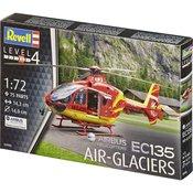 REVELL maketa EC135 Air-Glaciers