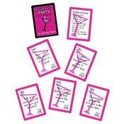 Igre za dekliščino zabavne karte