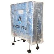 Tecnopro TT-TABLE COVER, miza za namizni tenis, transparent