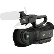 JVC GY-HM200E 4K Ultra HD 12x zoom WiFi IP Network Live Stream profesionalna video kamera Compact Handheld Streaming Camcorder GY-HM200