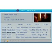 Vantage HD SAT prijemnik Vantage VT-85 HD Prednji USB Broj prijemnika: 1