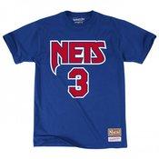 Dražen Petrovic #3 New Jersey Nets Mitchell & Ness majica